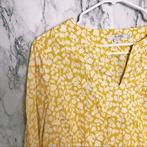 Boden ~ Yellow floral 12
